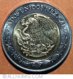 Image #1 of 5 Pesos 2009 - Carmen Serdán