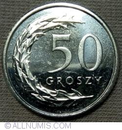 Image #1 of 50 Groszy 2017