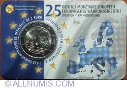 2 Euro 2019 - European Monetary Institute (EMI)