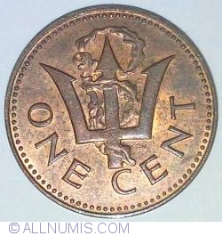 Image #2 of 1 Cent 1978