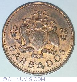 Image #1 of 1 Cent 1978