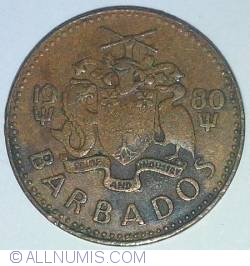 Image #1 of 1 Cent 1980