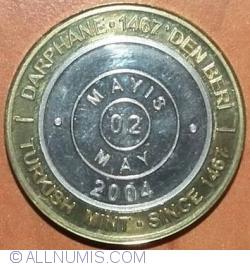 Image #1 of 1 Milyon Lira 2004 (02 May)