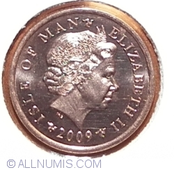 Image #2 of 1 Penny 2009 AA