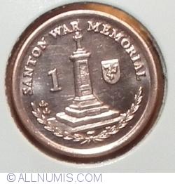 1 Penny 2009 AA