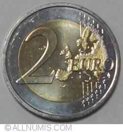 Imaginea #1 a 2 Euro 2015 - 30 Years of EU Flag
