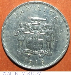 Image #2 of 25 Cents 1986