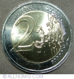 Image #1 of 2 Euro 2018 - Centenary of independent Baltic States