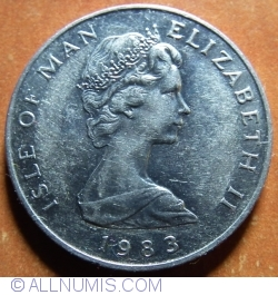 Image #2 of 10 Pence 1983 (AB)