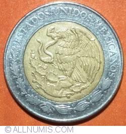 Image #1 of 5 Pesos 2009 - Nicolas Bravo