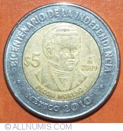 Image #2 of 5 Pesos 2009 - Pedro Moreno