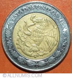 Image #1 of 5 Pesos 2009 - Servando Teresa De Mier