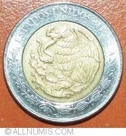 Image #1 of 5 Pesos 2010 - Josefa Ortiz de Dominguez