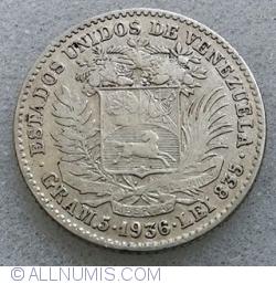 Image #1 of 1 Bolivar 1936