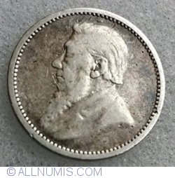 Image #2 of 3 Pence 1892
