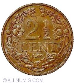 Imaginea #1 a 2 1/2 Cents 1956
