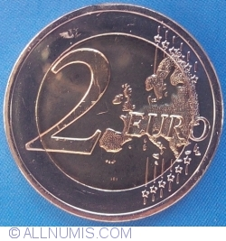 Image #1 of 2 Euro 2015 - 100th Anniversary of First Flight from Malta