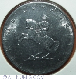 Image #2 of 5 Lira 1979