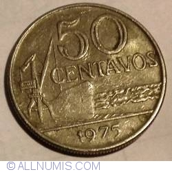 Image #2 of 50 Centavos 1975