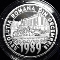 10 Lei 2019 - 30 years since the Romanian Revolution of December 1989