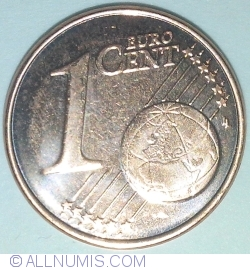 Image #1 of 1 Euro Cent 2011