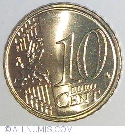 10 Euro Centi 2015