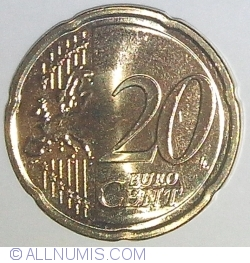 Image #1 of 20 Euro Cent 2015