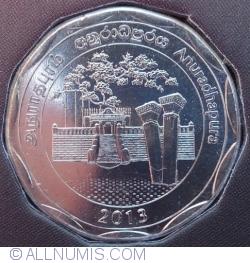 Image #2 of 10 Rupees 2013 - District Series - Anuradhapura