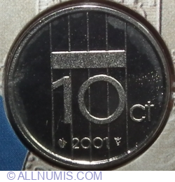 Image #1 of 10 Cents 2001