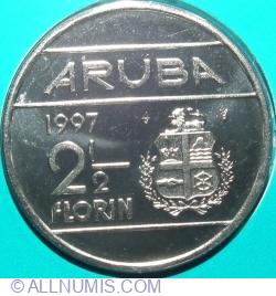 2 1/2 Florin 1997