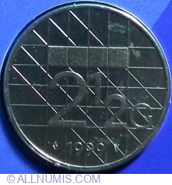 Imaginea #1 a 2 1/2 Gulden 1999