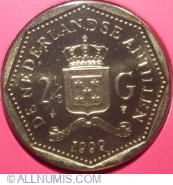 2 1/2 Gulden 1999