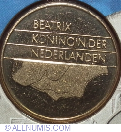 Image #2 of 5 Gulden 2001