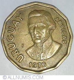 Imaginea #1 a 1 Nuevo Peso 1976