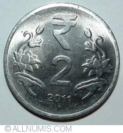 Image #1 of 2 Rupees 2011 (N)