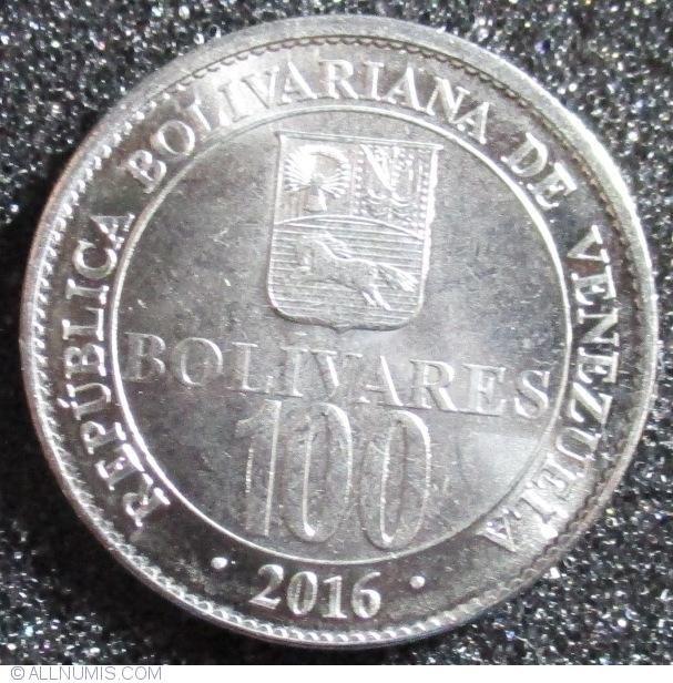 100 Bolivares 2016
