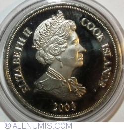 1 Dollar 2003 - Euro 1 Year - 200 Euros