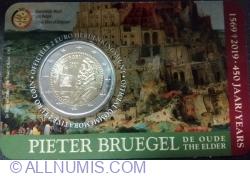 2 Euro 2019 - Pieter Bruegel the Elder