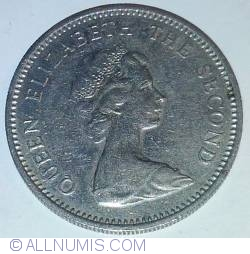 Image #2 of 5 Pence 1974