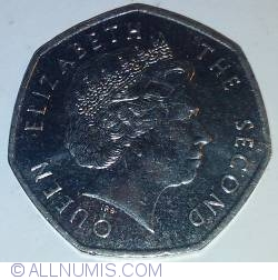 Image #2 of 50 Pence 2003
