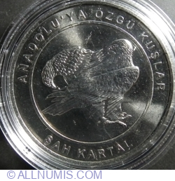 1 Kuruş 2018 - Eastern Imperial Eagle