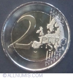Image #1 of 2 Euro 2015 - 30 Years of EU Flag