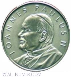 Image #2 of 1 Lira 2005 - Pope John Paul II