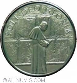 Image #2 of 1 Lira 2005 - Solidarity's glory