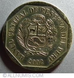 Image #2 of 20 Céntimos 2002