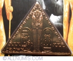 Image #1 of 1 Crown 2008 - Tutankhamun: Death Mask