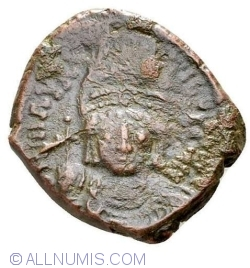 Image #1 of 1/2 Follis ND (583-584)