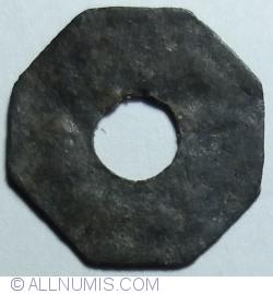 Image #2 of 1 Pitis 1805 (1219) - Sultan Mahmud Badaruddin II