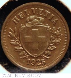 Image #1 of 1 Rappen 1925