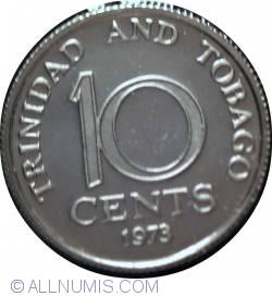 Imaginea #1 a 10 Cents 1973
